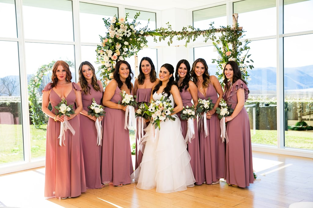 Get Customisable Bridesmaids Dresses