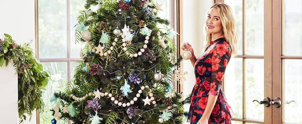 You Can't Help but Be Inspired by Lauren Conrad's Stunning Holiday Decorations