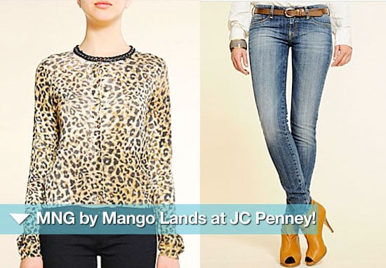 MNG by Mango at JC Penney 2010-10-13 11:00:05