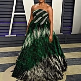 Tiffany Haddish at the 2019 Vanity Fair Oscars Party