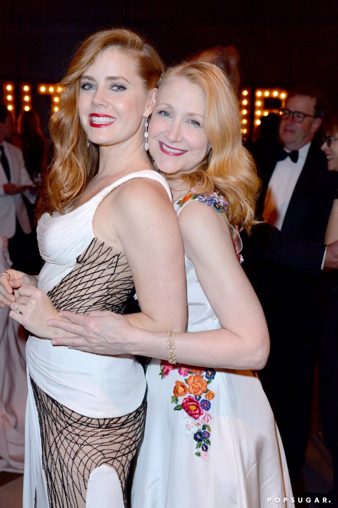 Pictured: Amy Adams and Patricia Clarkson