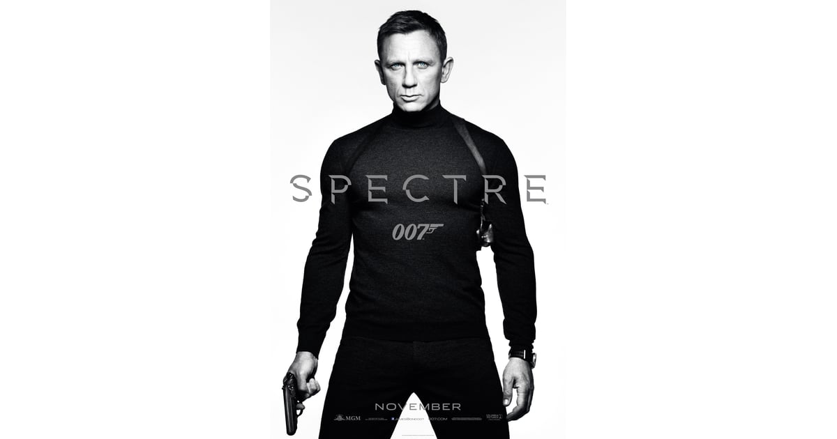 First in black and white daniel craig james bond for Black and white celebrity prints