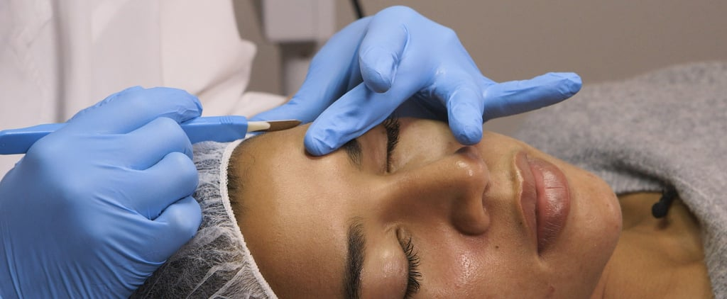 Hannah Bronfman Dermaplaning Facial | Video