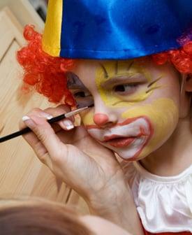 Nontoxic Halloween Makeup For Kids | POPSUGAR Family