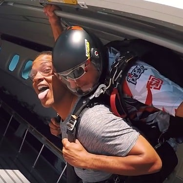 Video: Watch Will Smith Skydive in Dubai | March 2017