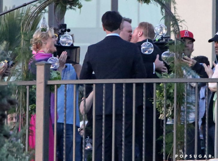 Modern Family: Get a Sneak Peek at Mitch and Cam's Wedding!