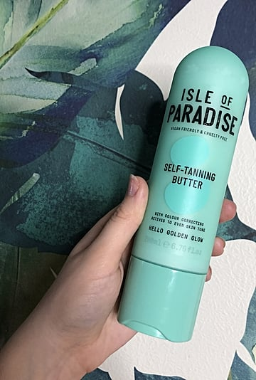 Isle of Paradise Self-Tanning Butter Review