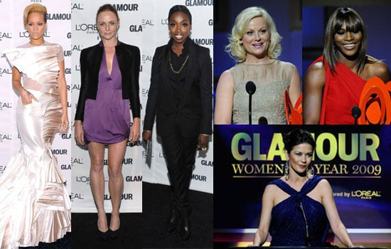 Photos of Glamour Women of Year