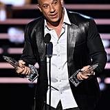Pictured: Vin Diesel