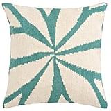 "Surya Woven Exploded Geometric Toss Pillow — 18x18"" ($41-$72, originally $45-$80)"