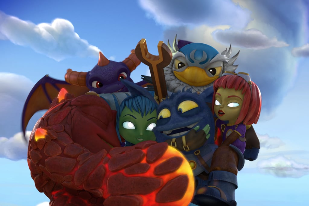 Skylanders Academy | Netflix's New Year's Eve Countdowns For Kids