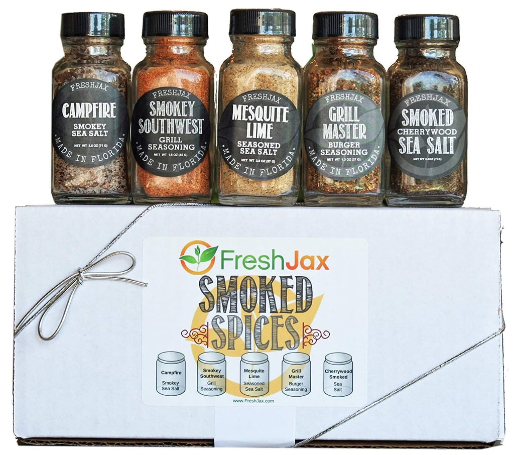 FreshJax Smoked Spices Gift Set