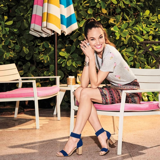 How to Style Block Heels