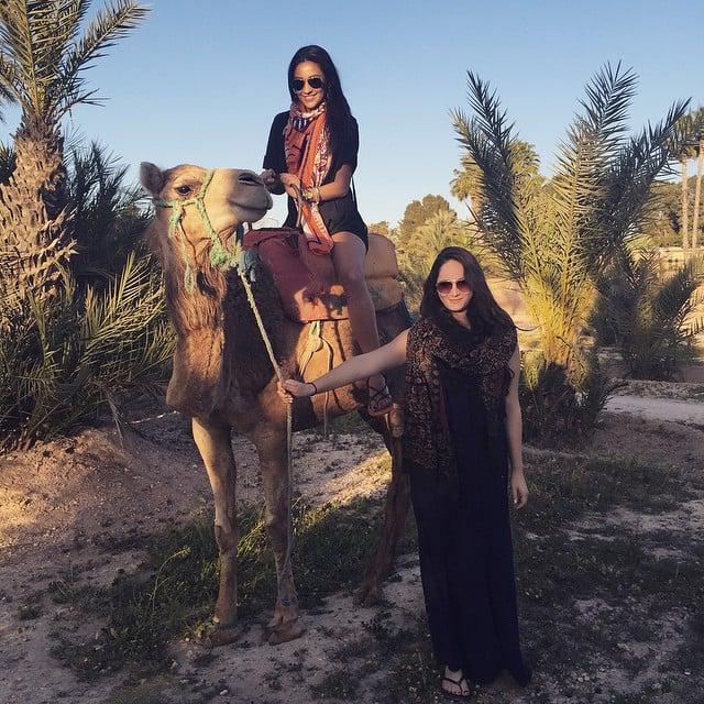 Shay Mitchell Instagram Vacation Photos 2015