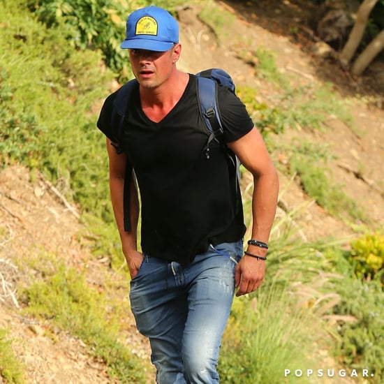Josh Duhamel Out Without His Wedding Ring Pictures