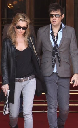 Kate Moss Wants the Rolling Stones and Kanye West to Play Her Wedding