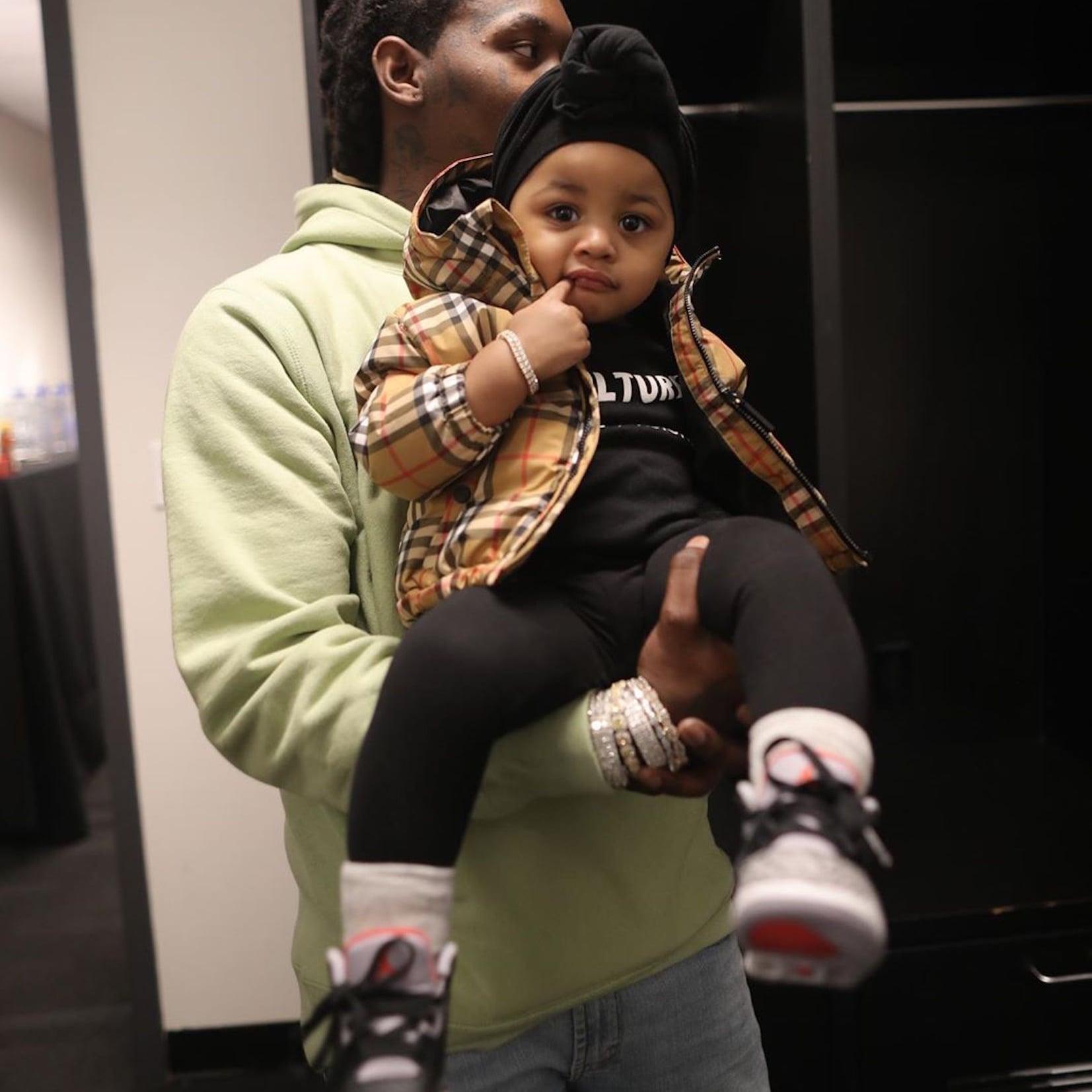 How Many Kids Does Cardi B Have Popsugar Family