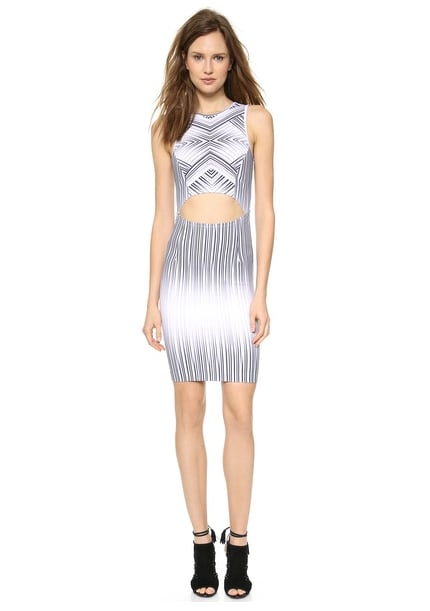 Torn by Ronny Kobo Cutout Dress