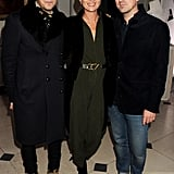 Kate Moss and Jamie Hince met up with photographer Tim Walker.