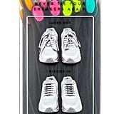 Hickies Elastic Shoelaces Multi Colors