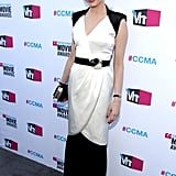 Michelle Williams was in Chanel for the Critics' Choice Movie Awards.