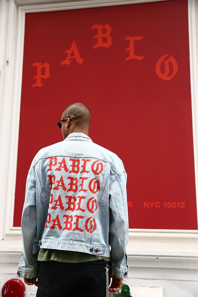Kanye West's Pablo Pop-Up Shop in New York 2016