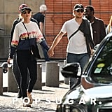 Taylor Swift and Joe Alwyn Holding Hands in Paris May 2019