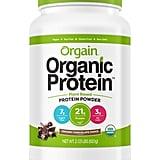 Orgain Organic Plant Based Protein Powder, Creamy Chocolate Fudge