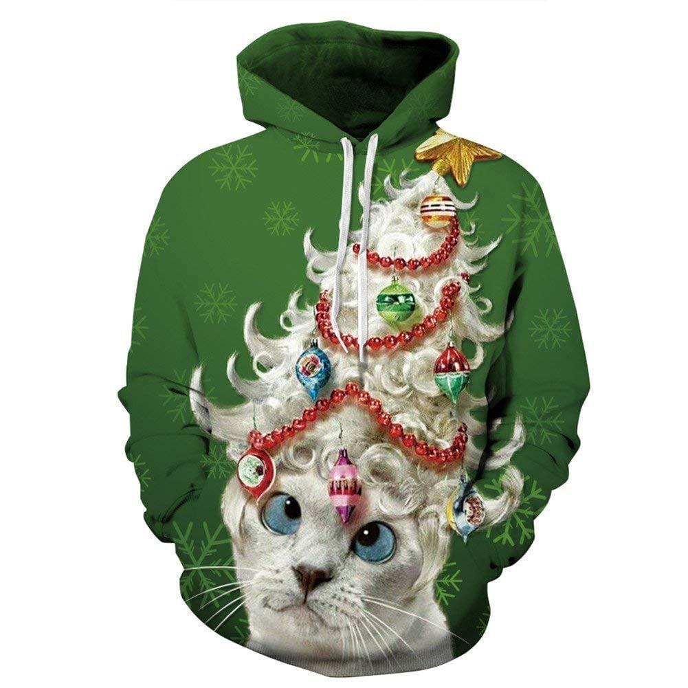 Hulaha Funny Creative Hoodies Sweatshirts
