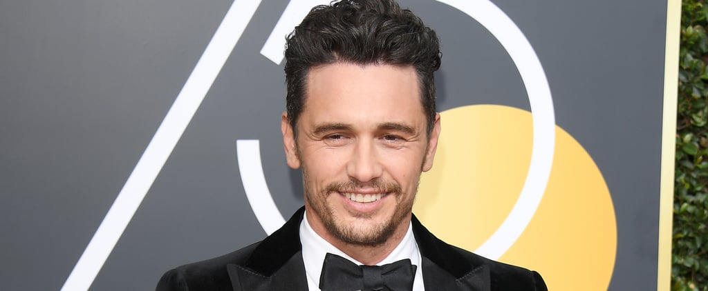 James Franco's Big Night at the Golden Globes Was Anything but a Disaster