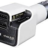 """Ionic Car Air Purifier & Dual USB Car Charger """"AIR"""""""