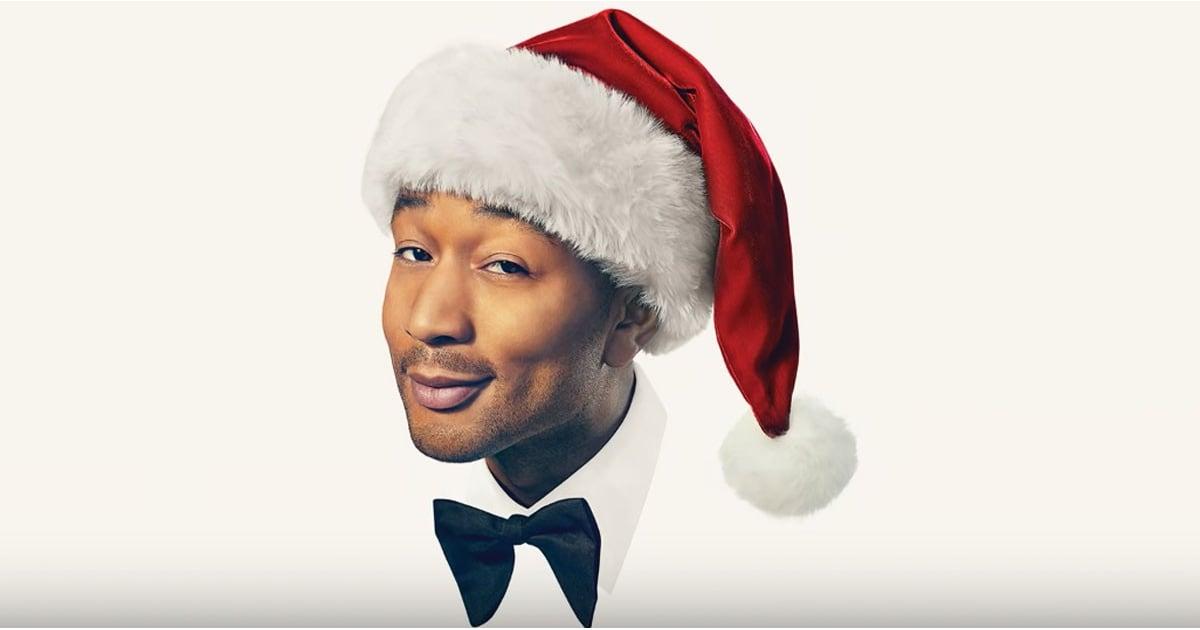 John Legend\'s A Legendary Christmas Album Songs | POPSUGAR Entertainment