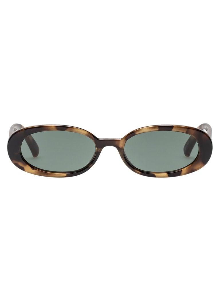 Le Specs Outta Love Tort Sunglasses ($59)