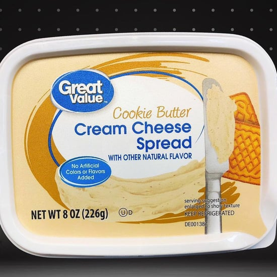 Great Value Cookie Butter Cream Cheese