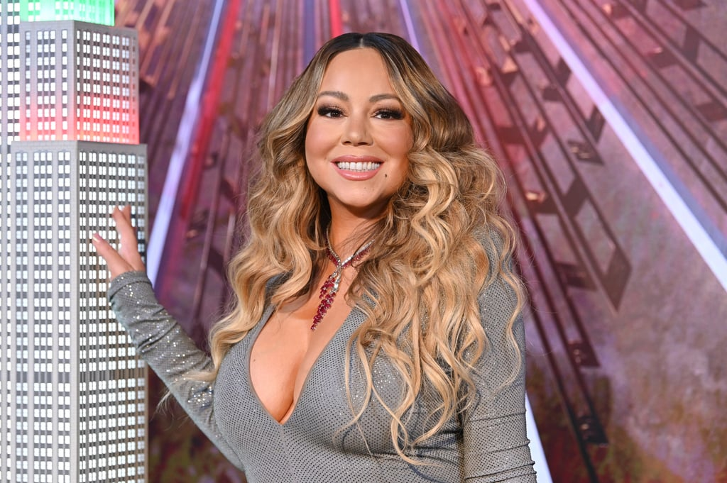 """Mariah Carey Performs """"Save the Day"""" at 2020 US Open 