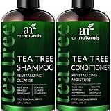 ArtNaturals Tea Tree Oil Shampoo and Conditioner Set