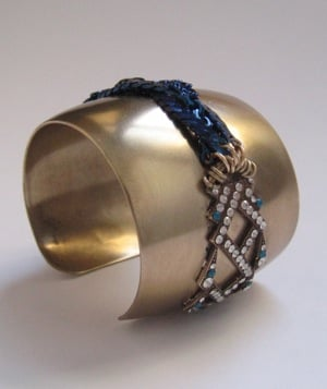 Anna Sheffield Creates Jewelry Collection With Bensoni For Fall 2009 Collection