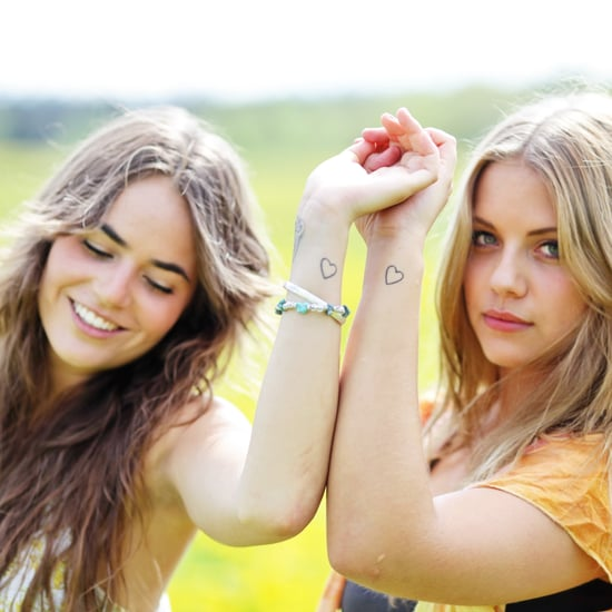Tiny Friendship Tattoos