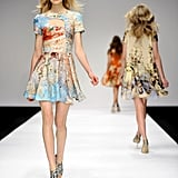 2011 Spring London Fashion Week: Basso and Brooke
