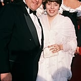John and Annabeth were all smiles at the 62nd Annual Academy Awards that same year.
