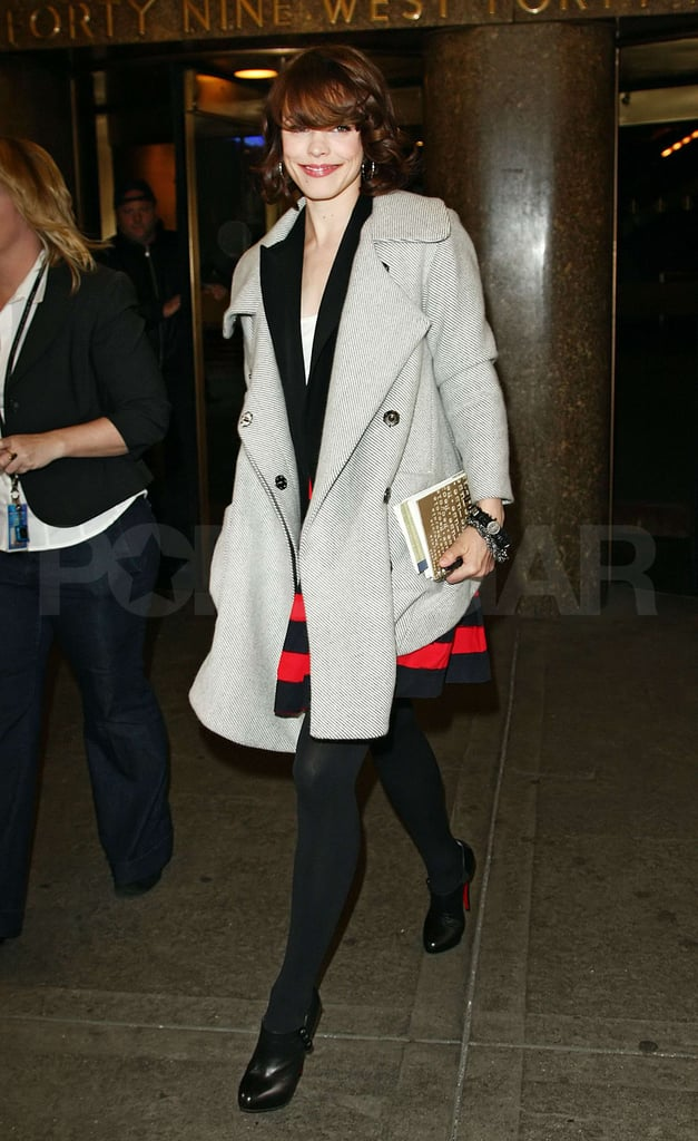 Rachel McAdams in NYC