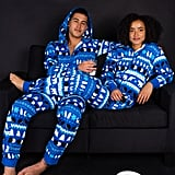 Milk's Favourite Ladies Unisex Oreo Print Christmas Onesie