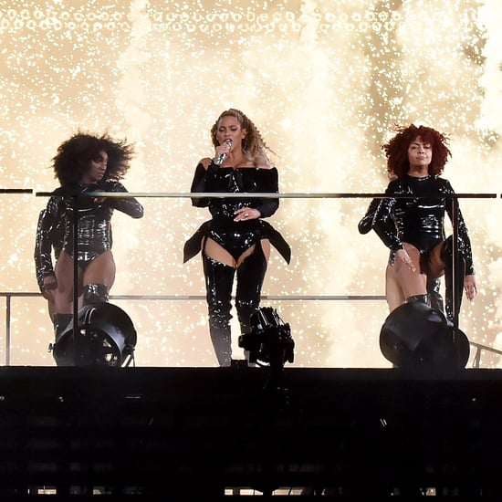 Beyoncé Gets Stranded on Stage During On the Run II Tour