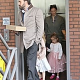 Jennifer Garner and Ben Affleck Celebrate Sera's Birthday