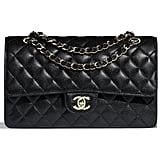 Chanel Classic Handbag ($6500).