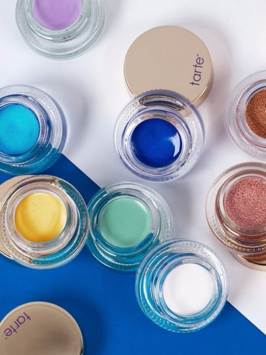 You Need to See Every Limited-Edition Rainbow Shade of Tarte's Gel Liner