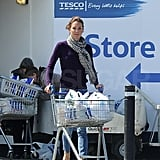 Kate Middleton Steps Out to Do Her Own Grocery Shopping!