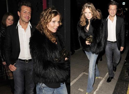 26/01/2009 Geri Halliwell