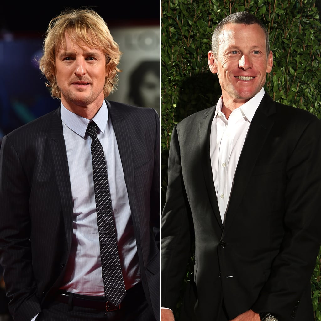 Owen Wilson and Lance Armstrong Both Dated . . .