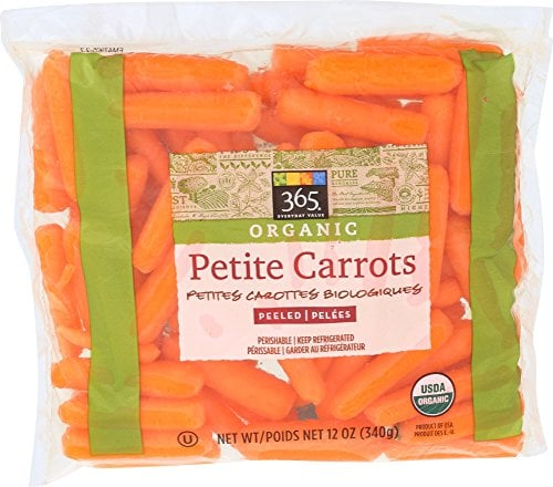 365 Everyday Value Organic Petite Carrots